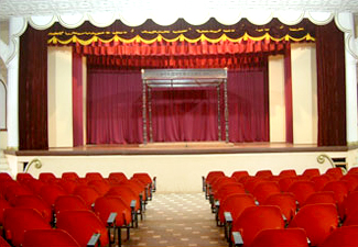 Sadhoo Auditorium Stage
