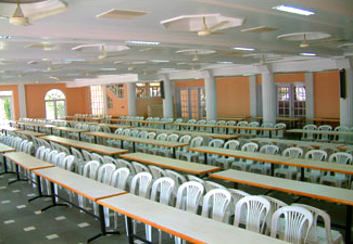 Sadhoo Auditorium Dining