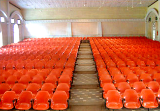 Sadhoo Auditorium Seating